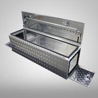 1500x500x500mm Aluminium 3 Door Camper Toolbox