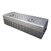 900x400x400mm Aluminium Top Open Tool Box